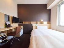 【スタンダードルーム】Lohasを感じる客室・150cm幅ダブルベッドでぐっすり♪焼きたてパン朝食無料★