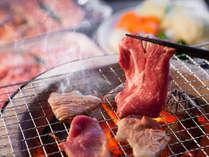 【マテラ豚BBQ】自由なスタイルの食べ飲み放題BBQ付き♪ステイプラン【1泊2食付】