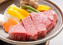 人気の人品☆牛肉の陶板焼き
