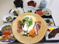 ★スタンダード★1泊2食【Bコース】プラン