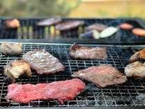 バーベキューコース【1泊2食】 夏期限定プラン