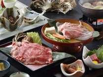 【お料理グレードアップ】「上州牛と地野菜のすき焼き」会席を個室お食事処でゆったり♪