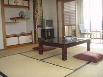 【客室】「ほっ」と寛げる和の空間でのんびり過ごそう
