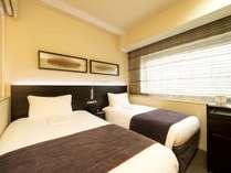 【スモールツイン】大変お得な室数限定・スモールツインのお部屋(写真は一例です)