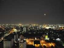 最高の夜景が望めます。