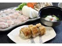 淡路島と言えば鱧!梅雨時~秋まで旬の長い魚です。