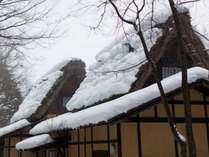【景観】山里の冬
