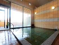 【内湯】霊泉寺温泉掛け流し♪24時間入浴可能