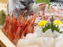 氷見の新鮮な魚介をたっぷり頂けます♪