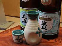 海の幸は日本酒とよく合います☆