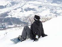箱館山スキー場まで車で13分♪ウインタースポーツの季節がやってきましたよ!