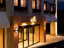 M HOTEL 正面入口