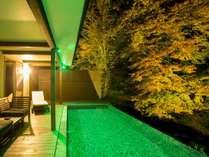 プライベート温泉プール付き川沿いヴィラ【関山 kanzan】