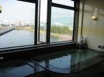 男性専用本館4階展望大浴場