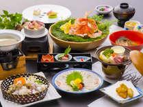 【特別】ふぐ会席~お料理グレードアッププラン!(冬季限定)