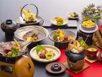 ◆秋・旬会席◆秋の味覚をご存分に堪能頂けるお料理をご用意いたします。
