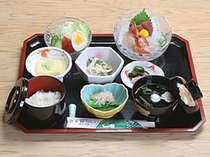 ◆身体に優しい和定食をご用意(朝食一例)
