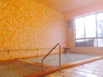 *【大浴場】関節痛や婦人病など多くの効能を持ち合わせています。