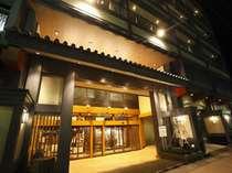 山代温泉では唯一の湯快リゾート!落ち着いた和風造りの温泉旅館(*^_^*)