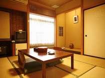 【和室1~2名】ご夫婦やカップルの方にご宿泊頂いております。