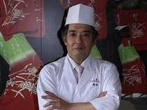 ◆創作の匠◆峯山料理長