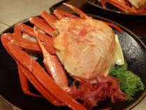 【3日前予約限定】富山湾のボイル紅ズワイガ蟹1杯+旬会席プラン