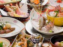 板長厳選料理【松】の一例