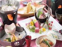 【じゃらん限定】★峯山料理長の豪華旬会席+『富山湾の旬魚』10種のお刺身付き