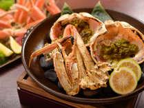 カニ味噌甲羅焼・焼き蟹
