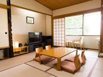 【和室】ゆったりとした和室のお部屋です