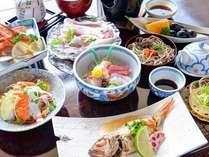 【定番】2食付◆日本海の幸と出雲そば◆当館より出雲大社までスグ!