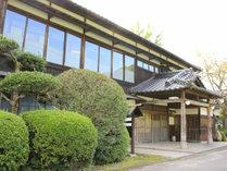 *外観/昔ながらの日本家屋で美食と温泉を堪能できるオーベルジュ