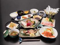 *● かがやき御膳 ● 一度食べたら忘れられない、食材に拘った夕食。