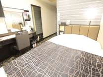 【プレミアシングル】新都市型ホテル!アパ仕様の充実空間!