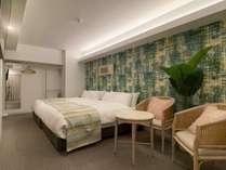 デラックスツインルーム -仁-最高品質の家具を全室に♪