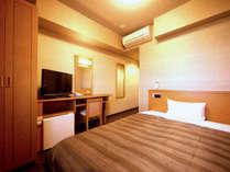 【別館シングルルーム】全室Wi-Fi・加湿空気清浄機・消臭剤・ルームシアター・LANケーブル完備