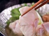 """幻の高級魚""""クエ""""を鍋で贅沢に♪"""