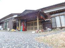 *外観/ほっと落ち着く日本家屋と佐渡ならではの美味しい御料理をお楽しみください。