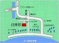 周辺地図詳細