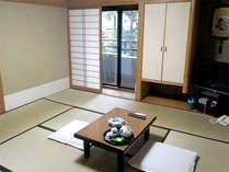■和室8畳(一例)■のんびりおくつろぎいただける和室。