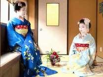 町屋の意匠を残した施設となります。滞在しながら京文化をお楽しみください。