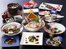 【料理】料理長のこだわりがギュッと詰まったスペシャリテコース(料理イメージ)