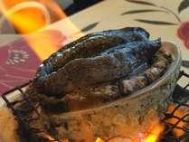 1泊2食付プラン【部屋食】 ひびき名物あわびの踊り焼き会席料理
