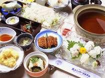 【ハモフルコース】夏の味覚♪紀州の鱧をさまざまな食べ方で堪能