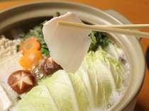 たんぱくそうに見えてうまみたっぷり!ジュージーな「クエ鍋」,和歌山県,豪快!活魚料理 高よしパークホテル
