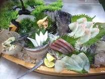 特撰お造り写真は2人前,和歌山県,豪快!活魚料理 高よしパークホテル