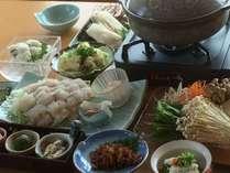 ハモフルコース,和歌山県,豪快!活魚料理 高よしパークホテル