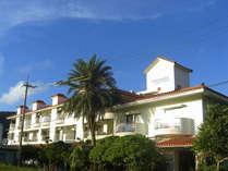 *当館は美しいケラマブルーが広がる離島のリゾートにございます★