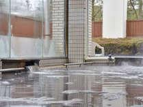 *【ポルダー潟の湯】あたたまりが良く疲れも取れると評判のモール温泉。