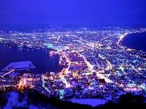 [写真]はこだてイメージ(1)~冬の夜景